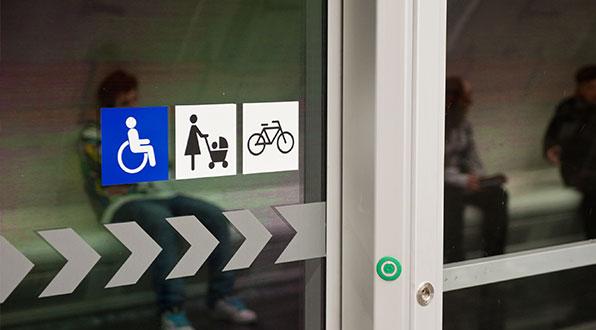 Inclusividad en el metro